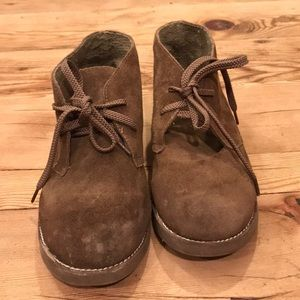 Crewcuts boys shoes
